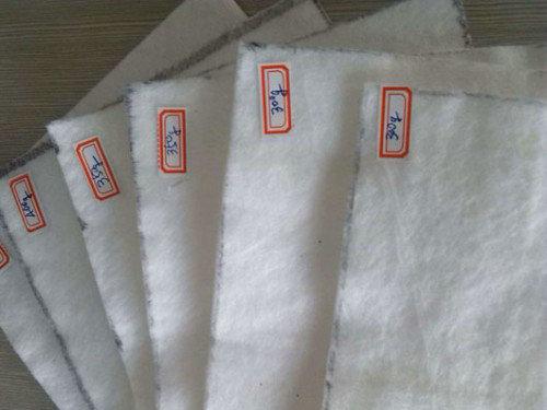 长丝防粘针刺土工布